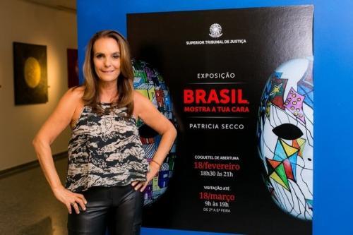 Exposição Brasil Mostra de Patricia Secco