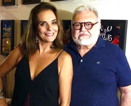 Patricia-Secco e Ricardo Amaral