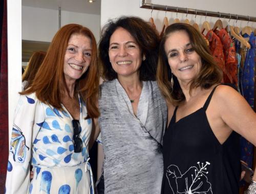 TeresaFreire, Roberta Damasceno e Patricia-Secco